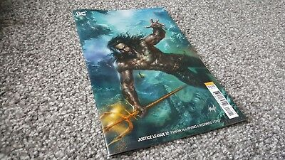 Justice League #12 Lucio Parrillo Variant (2019) Dc Universe - Drowned Earth