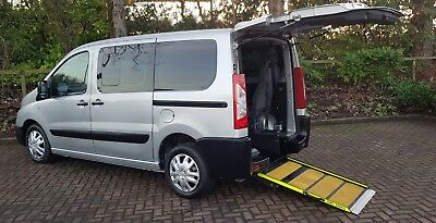 2013 Peugeot Expert Tepee 2.0L Hdi Diesel⭐Wheelchair Accessible Vehicle