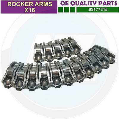 FOR SUZUKI IGNIS SPLASH SWIFT WAGON R+ 1.3 DDiS 1.3 CDTi ROCKER ARMS SET X16