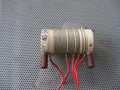 Heathkit Tank Coil Part # 40-548 for SB HW Series
