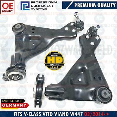 For Mercedes Vito V-Class W447 14- Front Lower Suspension Wishbones Control Arms