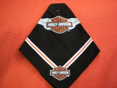 Genuine Harley Davidson Head Wrap B & S With Wings New
