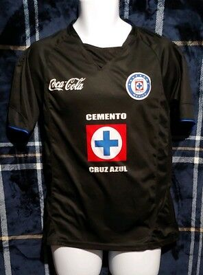 ee95fc867 LOT OF 3 Young jersey Cemento Cruz Azul Soccer Jersey sz 36 FREE SHIPPING!