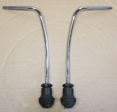 NEW Set SONOR BASS DRUM SPURS/LEGS fits Force/3007/3005/Bop/Select/Martini, etc.