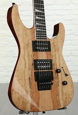 Jackson X Series Soloist SLX Spalted Maple Electric Guitar Natural