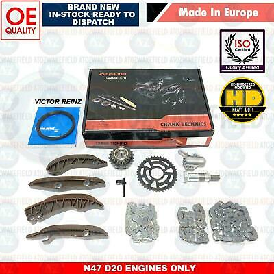For Bmw E90 E91 316D 318D 320D 325D 330D Upper Lower Diesel Timing Chain Kit