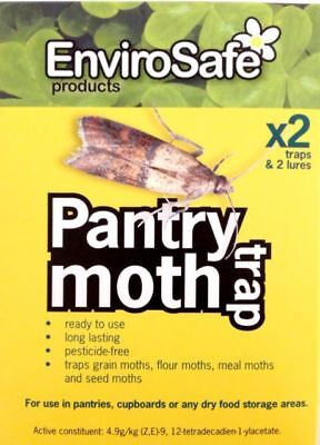 PESTROL ENVIROSAFE PANTRY MOTH TRAP OZ STOCK Fast and Free