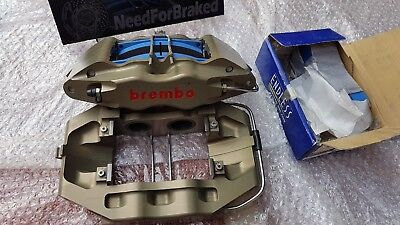 Brembo Racing 4pot GT big brake calipers endurance trackday+ Endless brake pads