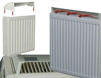 My Homeware Radiator Booster Heat Diverter For Double and Single Panel Radiators