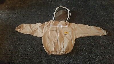 Mens Bee Suit Jacket -  Gold Bee Standard - Small
