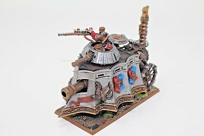 Warhammer Empire Steam Tank Well Painted - JYS68