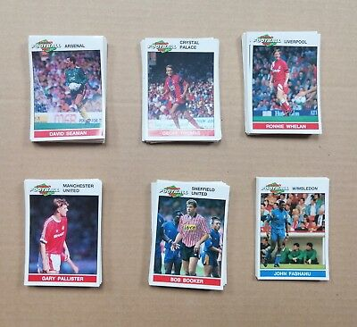 Panini Football 1992 (92) stickers - complete your collection