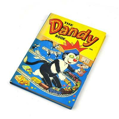The Dandy Book Annual 1976 FREE Postage