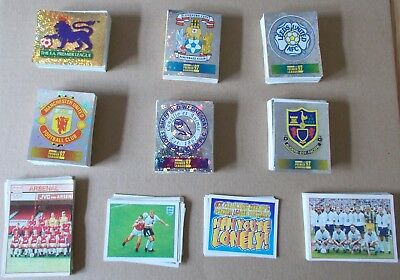 Merlin Premier League 1997 (97) football stickers - complete your collection