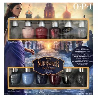 OPI Nail Polish Lacquer The Nutcracker Collection Infinite Shine Mini 3.75ml