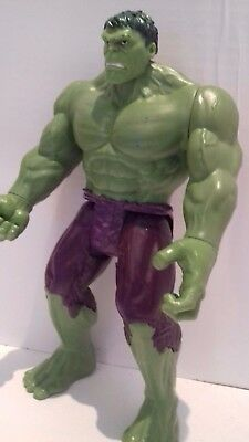 Avengers  HULK marvel  TITAN HERO supereroi 30cm ACTION FIGURE