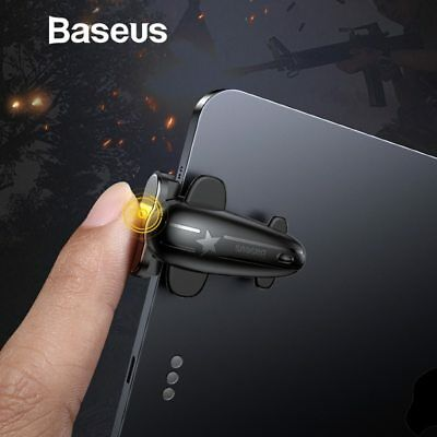 Baseus PUBG Cell Control Gaming Trigger for iPad Mobile Phones Games Shooter