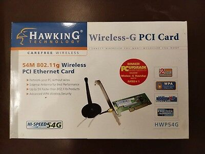 HWP54G WIRELESS-G PCI CARD WINDOWS 8 X64 TREIBER