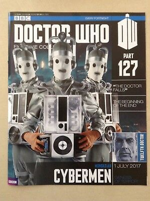 Doctor Who - Figurine Collection - issue 127 - Mondasian Cybermen (MAG ONLY)