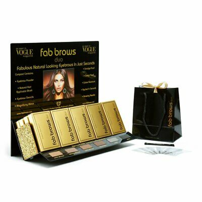Fab Brows Sales Display stand to sell yourself with kits
