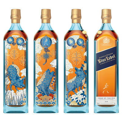 Johnnie Walker Blue Year of the PIG 2019 750ml