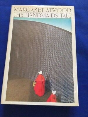The Handmaid's Tale - First American Edition Inscribed By Margaret Atwood