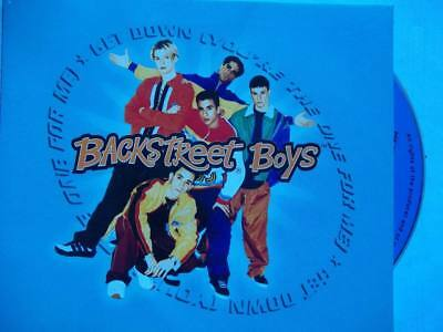 BACKSTREET BOYS You're The One For Me CD