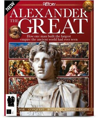 All about history Book of Alexander the Great NEW UNREAD