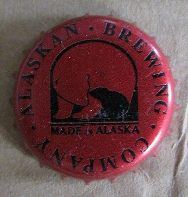 7a283424f8d RED ALASKA BREWING Company Used Micro Craft Beer Bottle Cap -  2.49 ...
