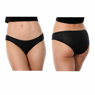 Obsession Womens Bamboo Bikini Briefs 5 Colours Available Size 8,10,12,14,16