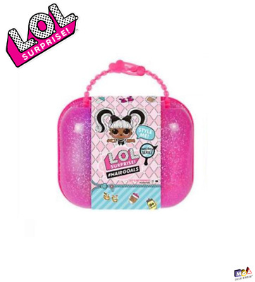LOL SURPRISE! BIGGER SURPRISE Eye Spy LOL DOLL L.O.L PINK CASE In Hand Free Ship