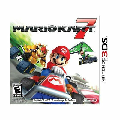 Mario Kart 7 Great Working Condition (Nintendo 3DS, 2011)