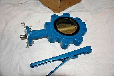 "Butterfly Valve 4 "" Lug Style Watts Regulator"