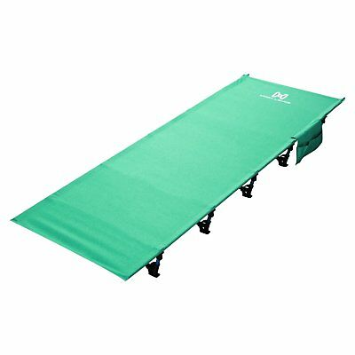 MOON LENCE Camping Cot for Adults Lightweight Portable Camping Bed Compact Fol..