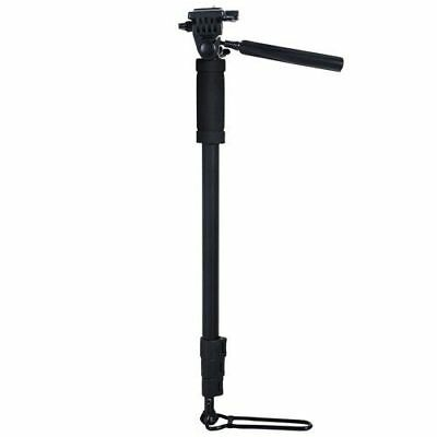 Extendable Portable MONOPOD Tripod Unipod Holder for Digital Camera DSLR @TOP