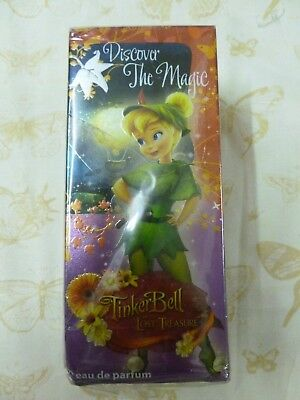 """Disney Fairies """"Discover The Magic"""" Tinker Bell And The Lost Treasure EDP 50ml*"""
