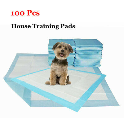 Thickening Dog & Cat Super Absorbent Pet Diaper Pee Mat House Training Pads