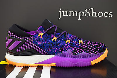 5a1bc6400d7 adidas Crazylight Boost low 2016 crazy light basketball shoes mens NEW  BB8175