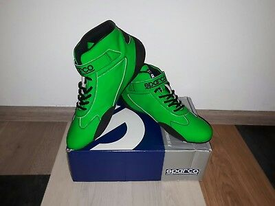 Sparco Cross Rb-7 Fia 8856-2000 Shoes Racing Boots Schuhe