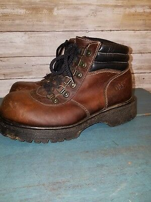 Dr Martens Hiking Mens 6 Boots Made In England