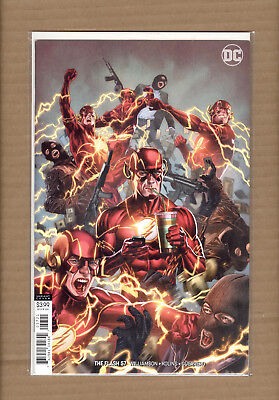 Flash #57 Porter Variant DC Comics 2018 NM