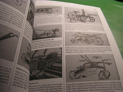 Farm Equipment History Horse Drawn Farming Tractors Implements America Antiques