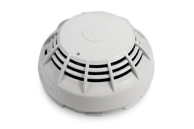 New Edwards Est Siga2-Ps Intelligent Photo Smoke Detector No Dust Cover