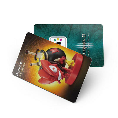 Loot Goblin Diablo III: Eternal Collection 1PC NFC PVC Game Card for Switch