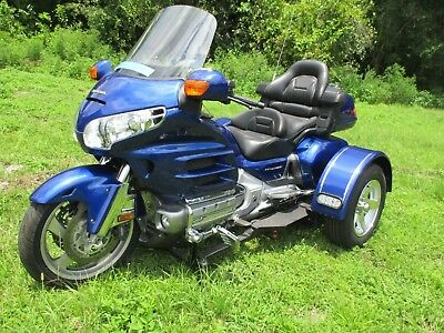 2001 Honda Gold Wing  Honda Gold Wing Trike - Canada Ready To Go