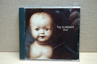 Personal Collection, Blind by The Sundays (CD, 1992, BMG) LIKE NEW