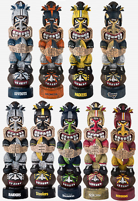 NFL Tiki Totem Figure by Forever Collectibles FOCO