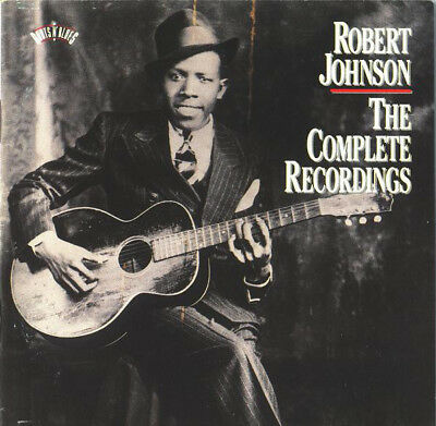 The Complete Recordings [Fatbox] by Robert Johnson (CD, 1996, 2 Discs, Columbia/