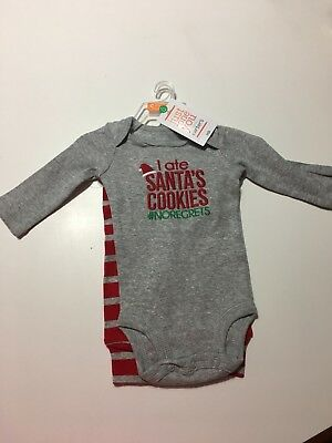 009c7befb Carter's Infant Christmas Outfit