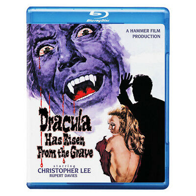 Warner Home Video Br543204 Dracula Has Risen From The Grave (Blu-Ray)